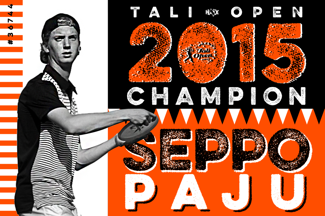 Tali Open 2015 Champion Seppo Paju intervew