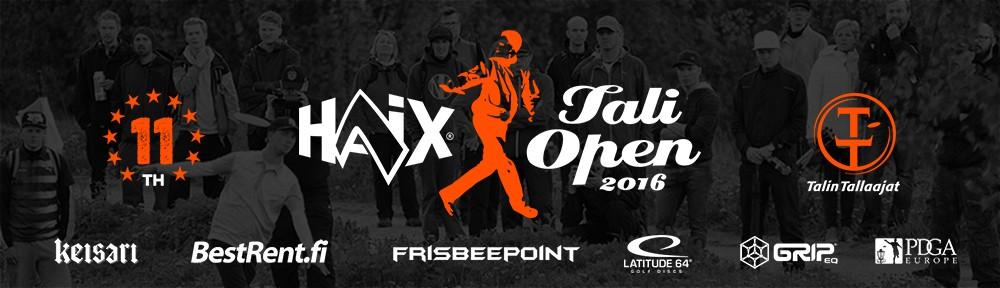 Tali Open 2016
